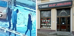 Rozpoznajesz ich? Policja szuka sprawców napadu na jubilera w Gdańsku. ZOBACZ FILM!