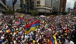 PROTESTI U VENECUELI Demonstranti blokirali ulice u glavnom gradu, policija ponovo koristila suzavac
