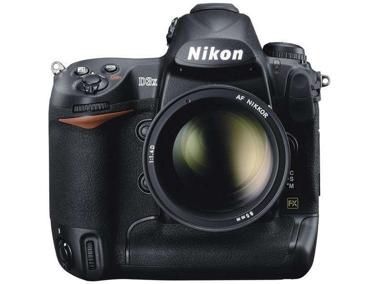 Nowa lustrzanka Nikona ma matrycę 24,5 mpx