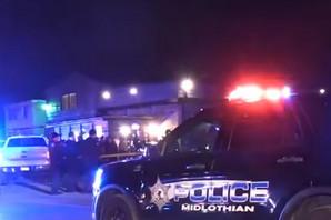 KAKVA GREŠKA Čuvar oborio napadača i razoružao ga, a onda je došla policija i ispalila u njega metak I UBILA GA (VIDEO)