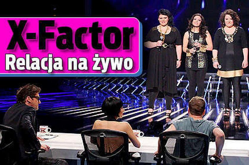 X Factor Relacja na żywo