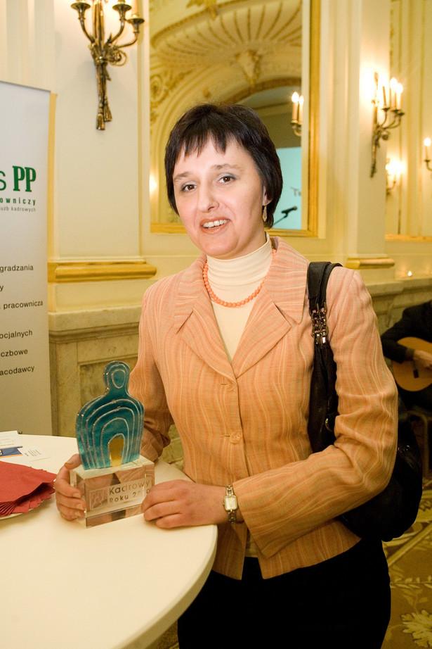 Renata Zdebik - Kadrowy Roku 2010