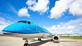 KLM najbardziej punktualną linią świata i najbezpieczniejszą w Europie