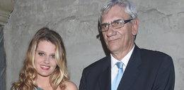 Wiktor Zborowski wkręcił córkę do show-biznesu