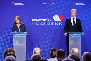Kidawa-Błońska i Jaśkowiak o emeryturach, 500 plus i aborcji