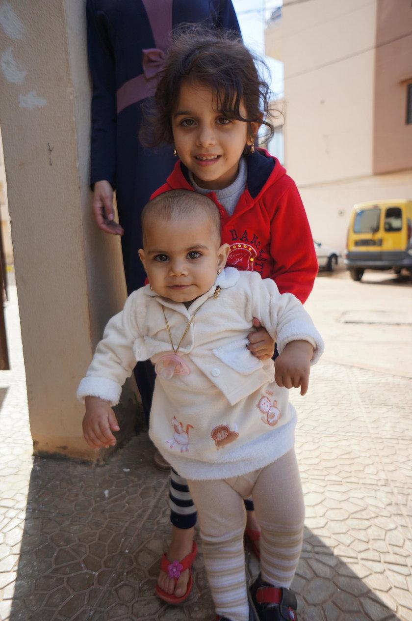 Odwiedziliśmy uchodźców w Libanie na granicy z Syrią