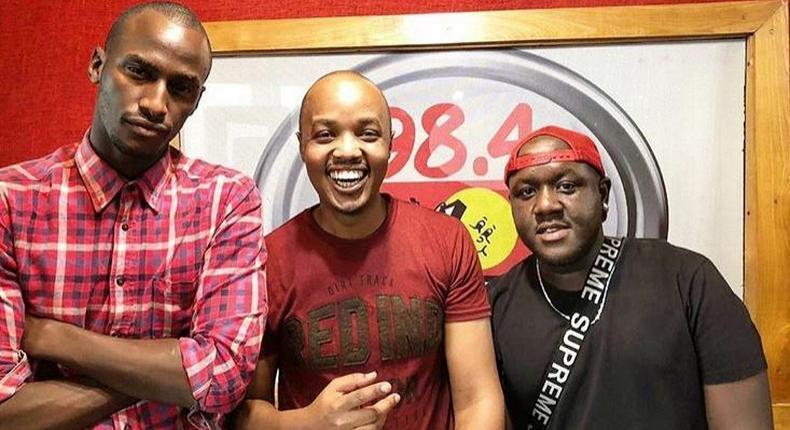Popular Kenyan DJ robbed