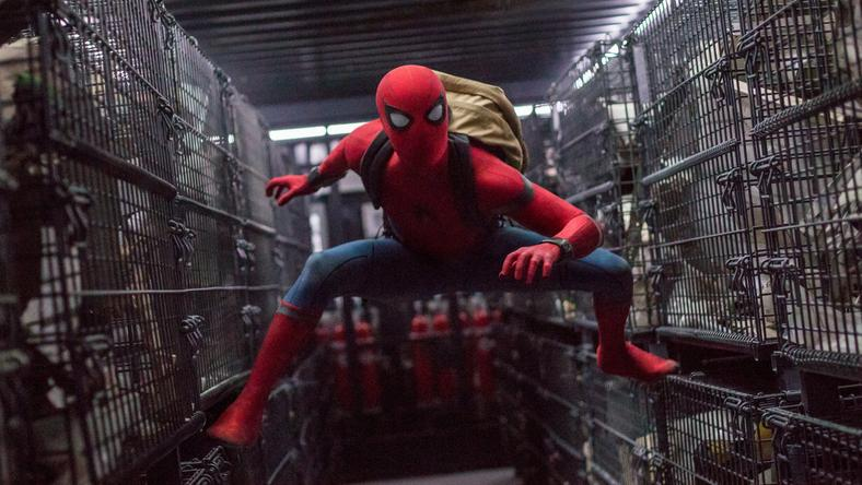 """Spider-Man: Homecoming"": kadr z filmu"