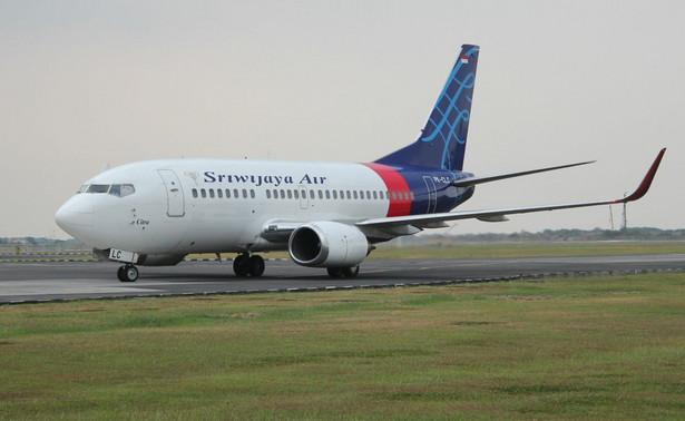 eBoeing 737-524 EPA/Andika Primasiwi Dostawca: PAP/EPA.