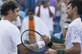 Novak Đoković, Rodžer Federer