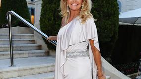 Goldie Hawn w błysku fleszy
