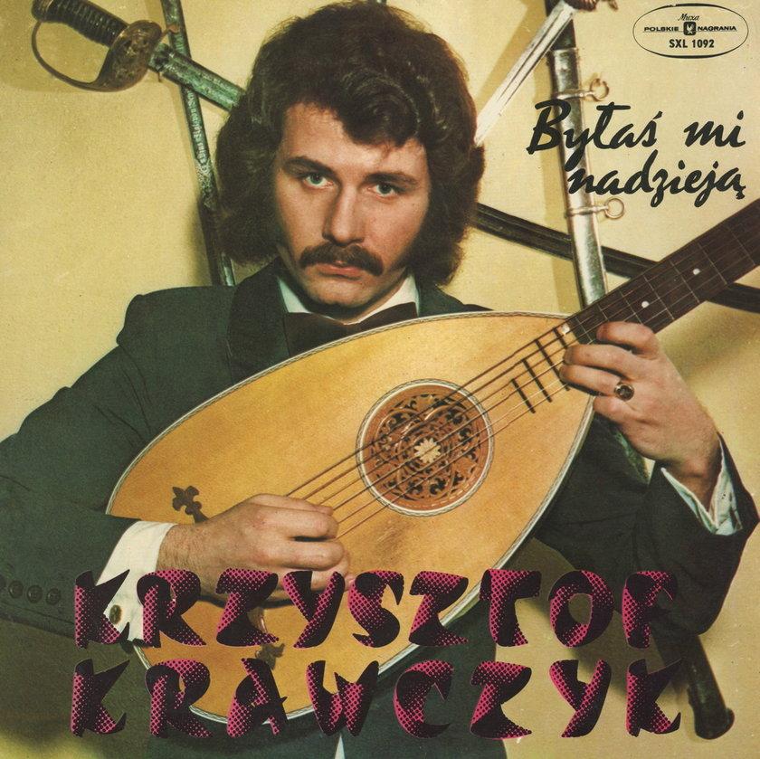 Krzysztof Krawczyk płyty CD i winyle ile kosztują po śmierci artysty