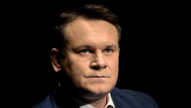 Dominik Tarczyński PAP/Piotr Polak
