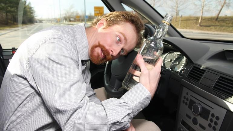 Nie prowadź samochodu po spożyciu alkoholu