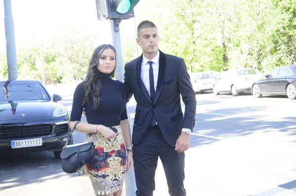 Mirka Vasiljević i Vujadin Savić