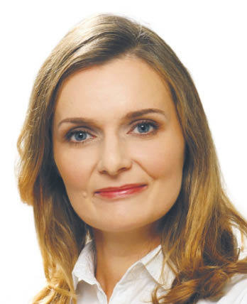 dr Patrycja Zawirska radca prawny, partner w kancelarii Zawirska Ruszczyk Gąsior