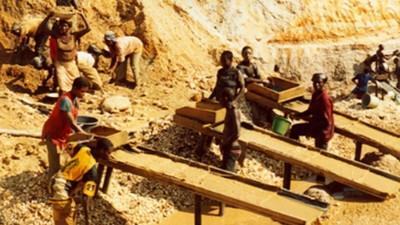 75 'galamseyers' arrested at Konongo Odumase
