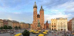 Kraków miastem turystów
