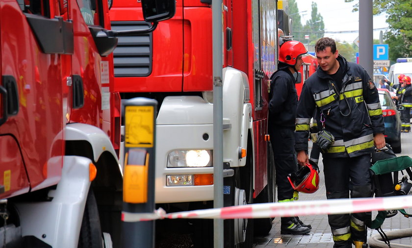Pożar w Dębicy ugasili strażacy