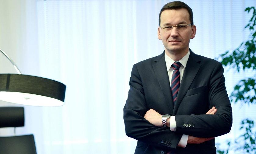 Mateusz Morawiecki powołał rząd