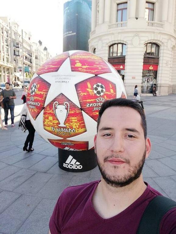 Vaš izveštač iz Madrida
