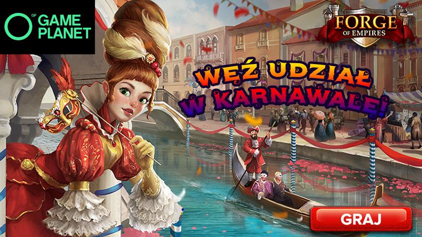 Forge of Empires - Event: Karnawał 2019