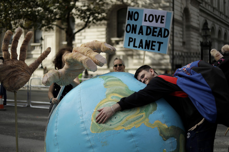 klimatski protesti