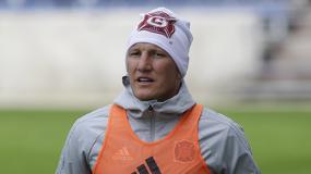 Zabawna sytuacja Schweinsteigera w MLS