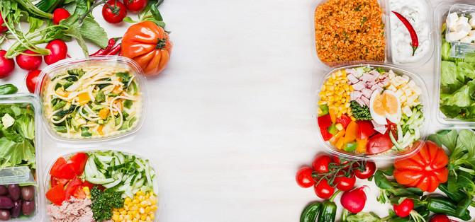 Raznovrsna ishrana je jako važna