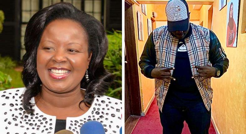You cannot rebrand evil - Bishop Margaret Wanjiru goes after Willis Raburu's show