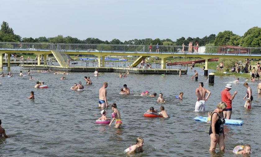 Kąpielisko Morskie Oko we Wroclawiu