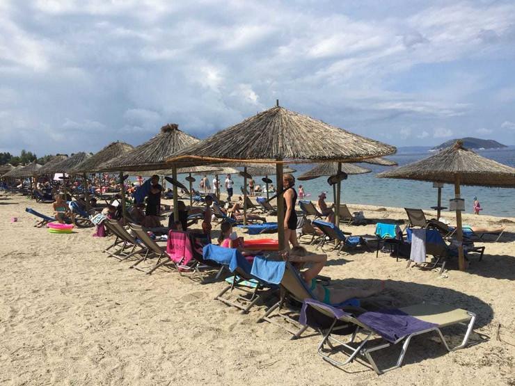 Grčka, letovališta na Halkidikiju