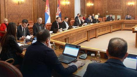 Sednica Vlade Srbije (arhiva)