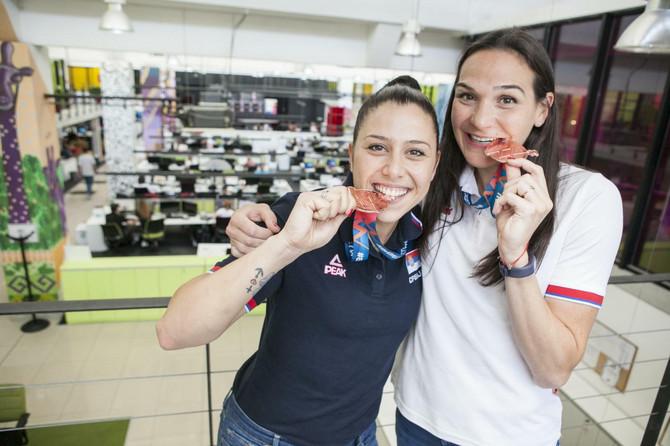 Sonja i Saša: slave veliki uspeh