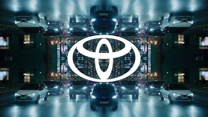 Toyota - nowe logo