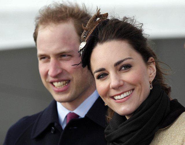 Princ Vilijam i Kejt Midlton zakazali su venčanje za 29. april