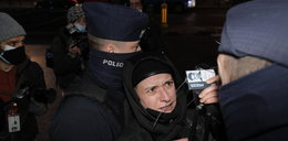 """Fotoreporterka zatrzymana podczas strajku w Warszawie. """"Nie przyznaję się do stawianych mi zarzutów"""""""
