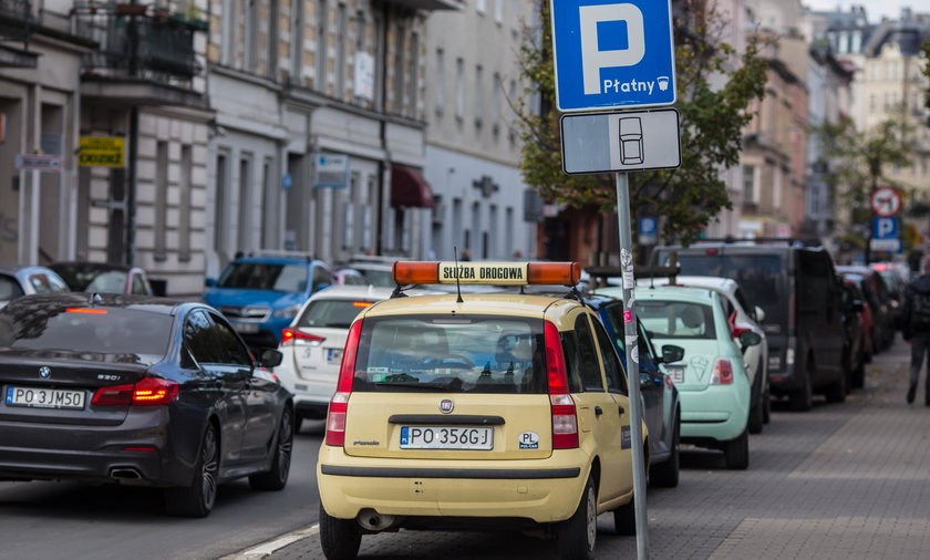 Wzrosną kary za nieopłacenie parkowania?
