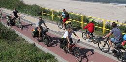 Ważny apel lekarza do rowerzystów i rolkarzy!