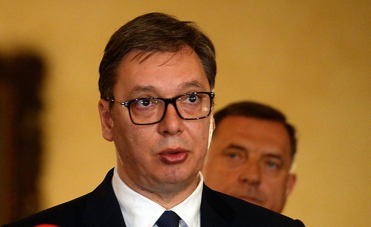 Aleksandar Vučić Patrijaršija Tanjug Dimitrije Goll