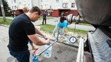 Awaria wodociągu w Krakowie. Tysiące mieszkańców bez wody