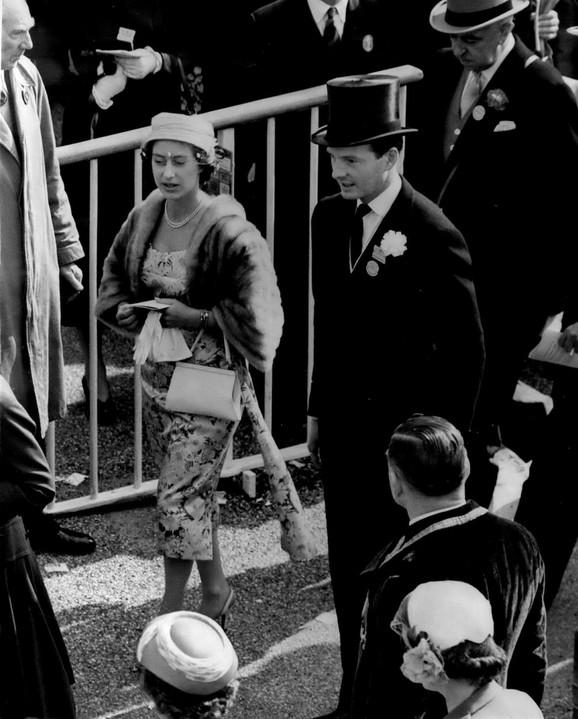 Princeza Margaret i Piter Taunsend