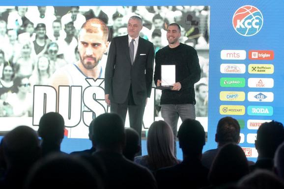 Predrag Danilović i Dušan Domović Bulut, naš i najbolji svetski basketaš