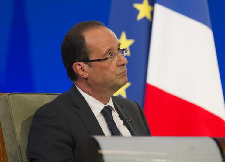 Fransoa Oland, predsednik