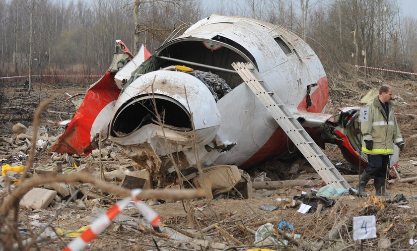 Katastrofa smoleńska. 10kwietnia 2010