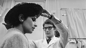 Yves Saint Laurent kontra André Courrèges