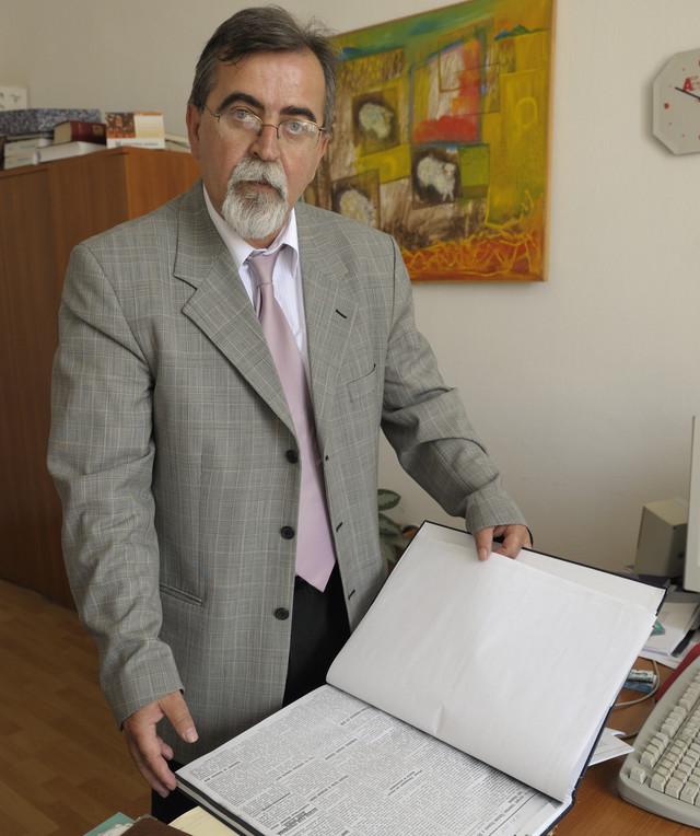 Treba činjenice sagledati: Sudija Gojko Lazarev