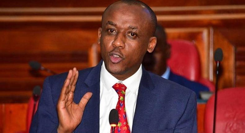 Makueni Senator Mutula Kilonzo