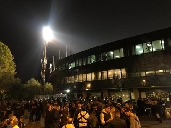 FK Partizan, AZ, deca