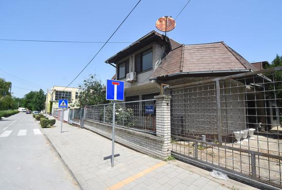 Prodata kuća porodice Ćurčić